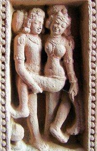 Книга Камасутра - эротические позы